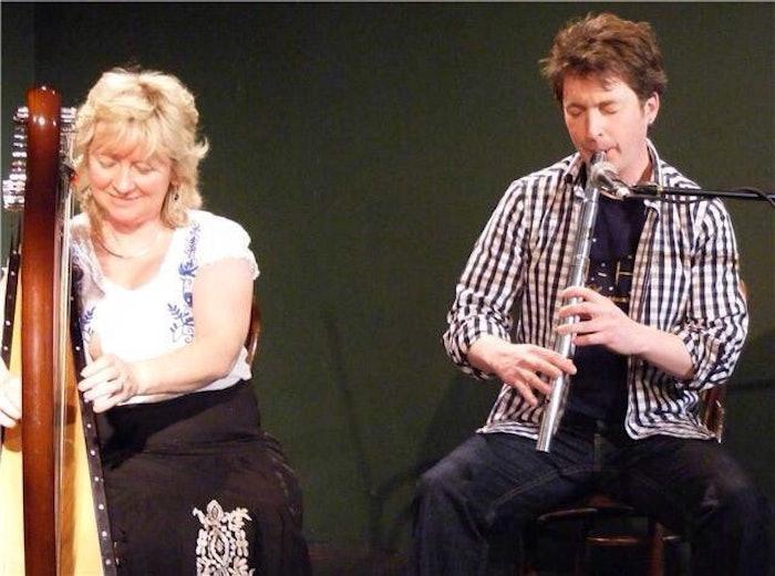 Colm agus Noreen O'Donoghue